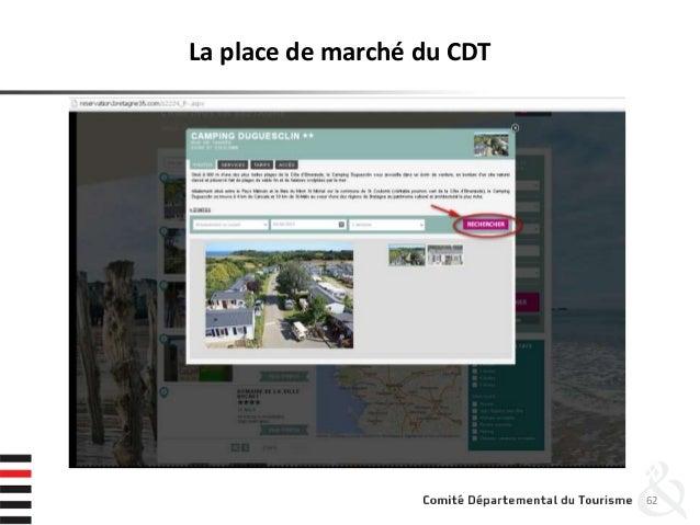 La place de marché du CDT 62