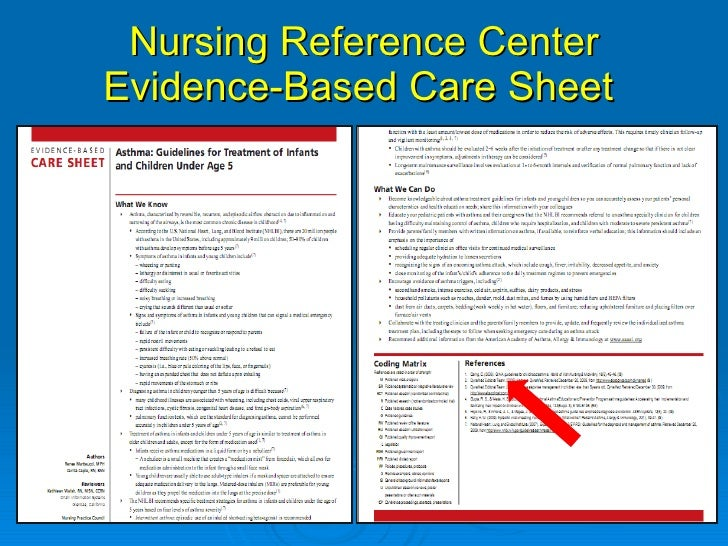 evidence based nursing Evidence based nursing is written in response to numerous requests by nurse practitioners and other graduate faculty for a nursing literature resource this reader-friendly, accessible guide features plentiful examples from the nursing literature and the addition of specific nursing issues such as qualitative research, with.