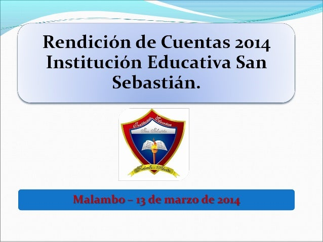 Horizonte InstitucionalHorizonte Institucional MISIÓNMISIÓN Formar estudiantes Sansebastianos en las dimensiones ética, c...
