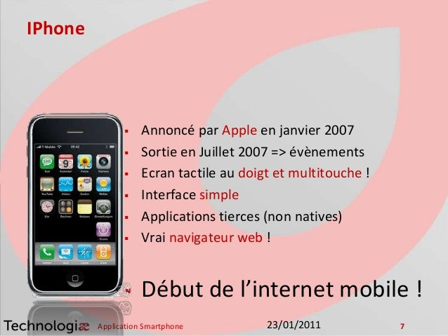 rencontres App iPhone 2013