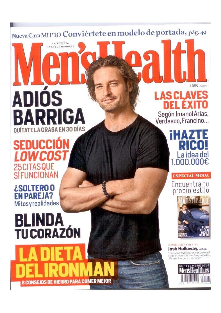 Rene de Jong Men's Health 0910