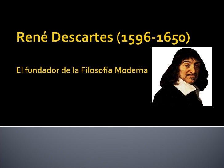 Rene Descartes Discurso Metodo