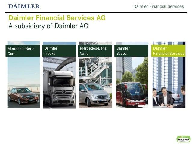 Digital life at mercedes benz financial services for Mercedes benz finance services