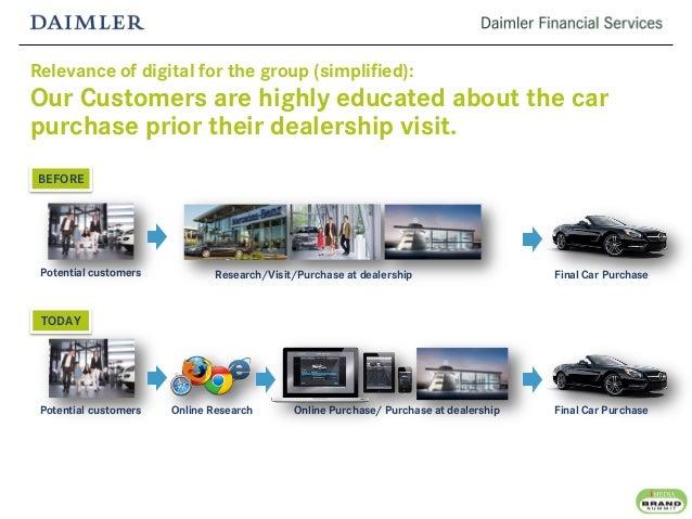 Digital life at mercedes benz financial services for Mercedes benz finacial services
