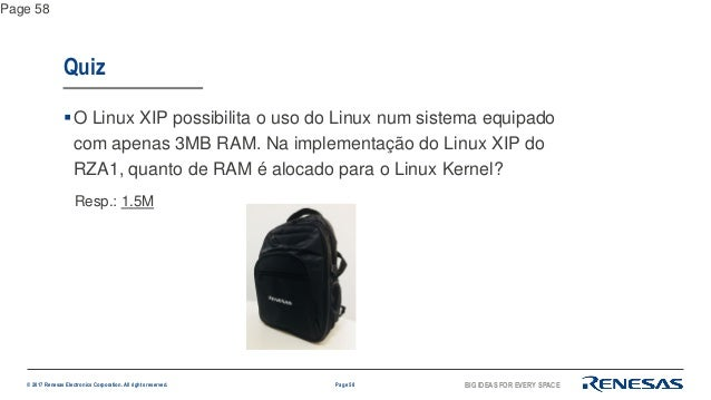 É possível rodar Linux com menos de 10 MB de RAM?