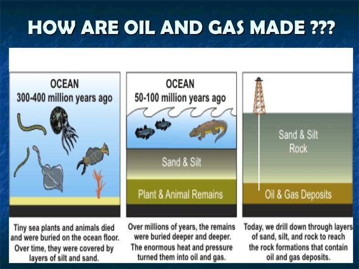 Advantages Of Natural Gas Over Petroleum