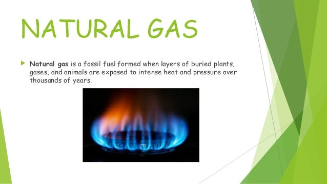 Is Natural Gas Nonrenewable