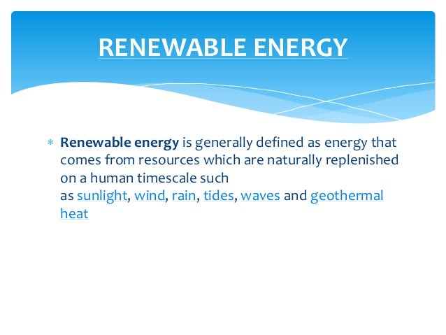 Sustainable Energy Definition - descargardropbox