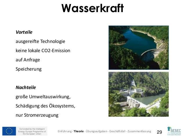 Sesec Erneuerbare Energie Amp Kraft W 228 Rme Kopplung