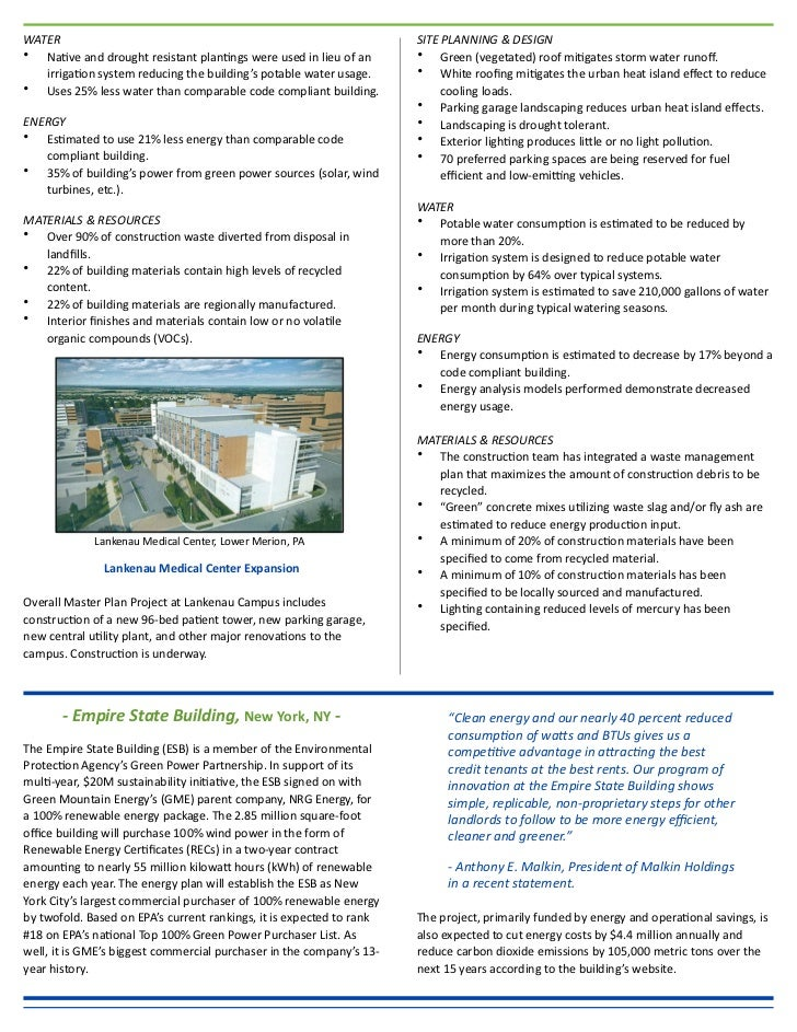 Renewable Energy Amp Sustainability Initiatives Case Studies