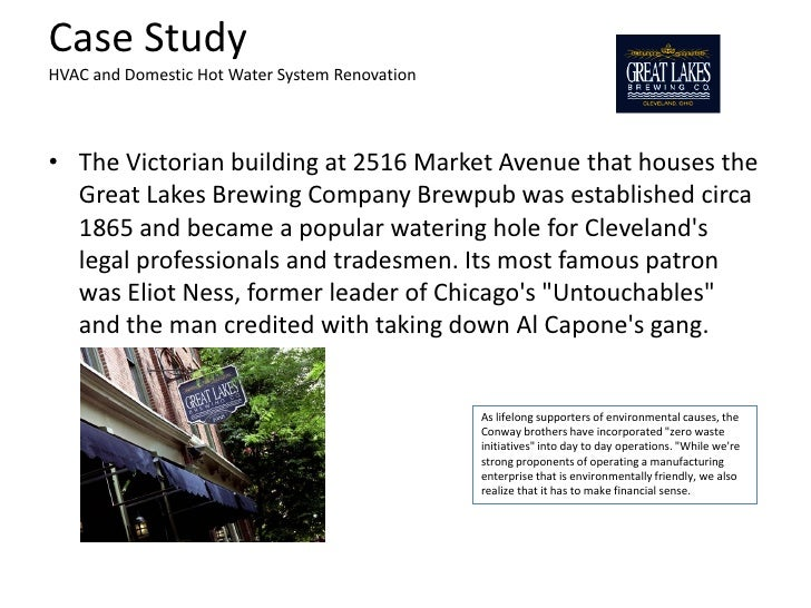 brewing industry case study Craftbeercom lists beer schools to further your love and education of craft beer  opportunities through case studies, pilot brewing, field trips, industry.