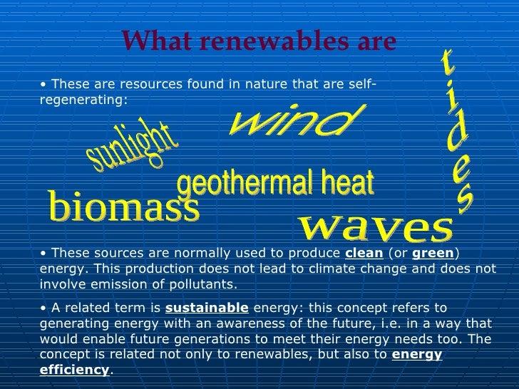 Pdf energy sources alternative of