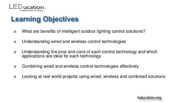 Wired Vs Wireless Gid - WIRE Center •