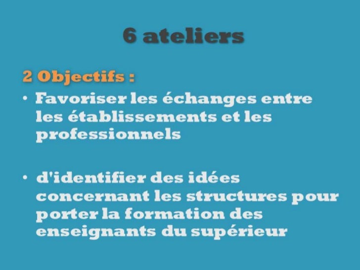 Ateliers préparation Rennes Slide 2