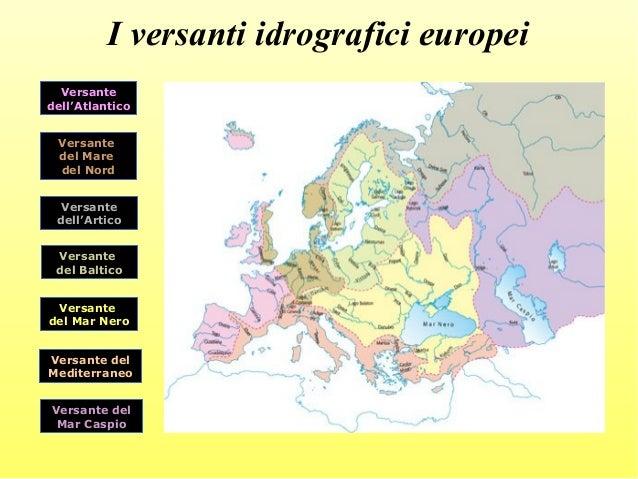 Cartina Muta Bacino Del Mediterraneo.Reno Un Fiume Nel Cuore Dell Europa