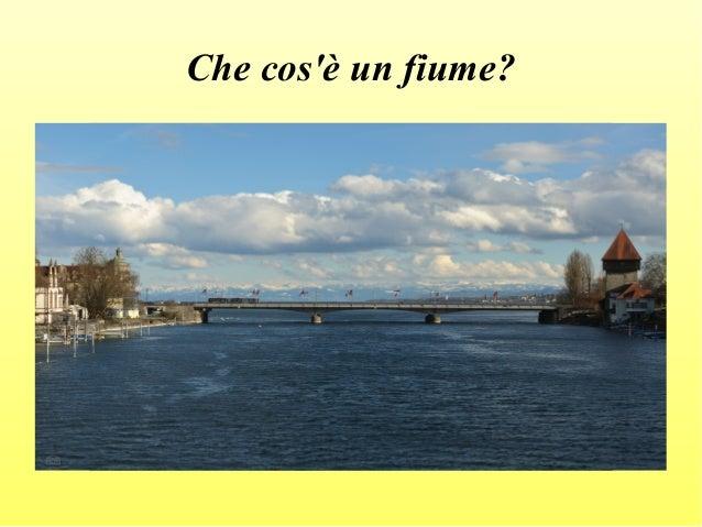 Reno un fiume nel cuore dell\'europa