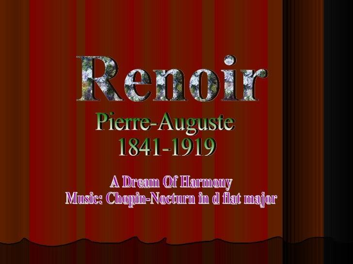 Renoir-Chopin