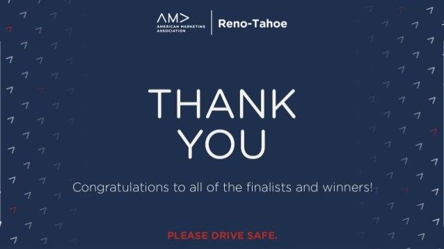 Reno Tahoe AMA Ace Awards 2019