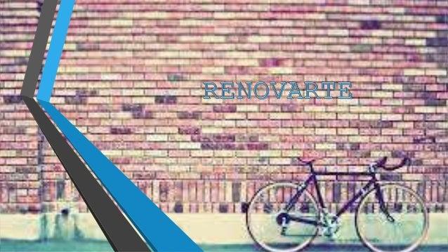 ¿QUÉ? • Renovarte es una empresa que se dedica a la reitulizacion de ciertos materiales reciclables para decoración de hog...