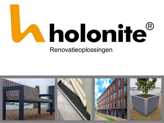 Renovatieoplossingen
