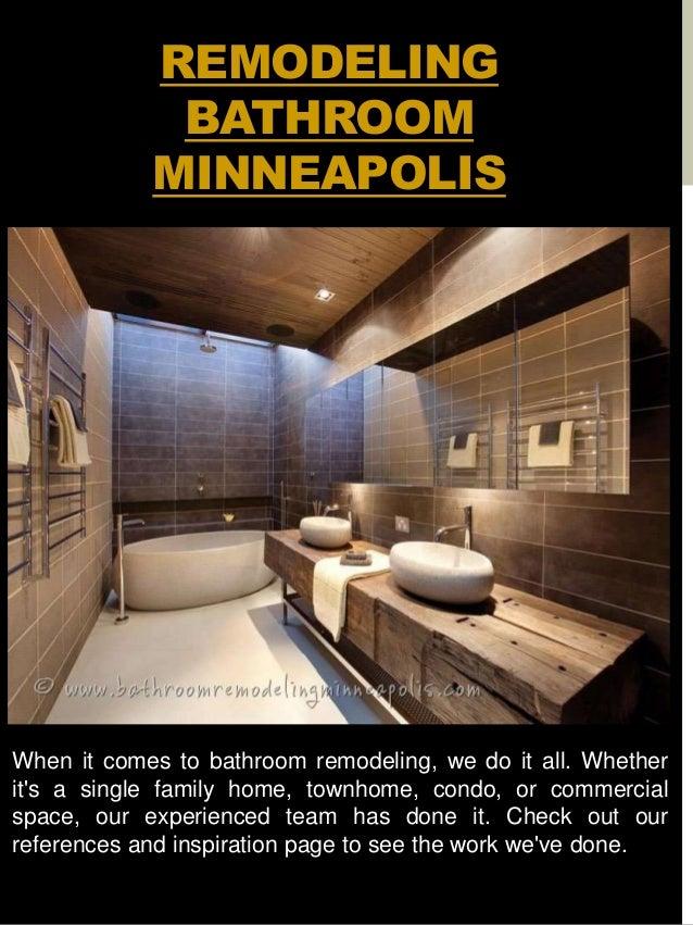REMODELING BATHROOM MINNEAPOLIS ...