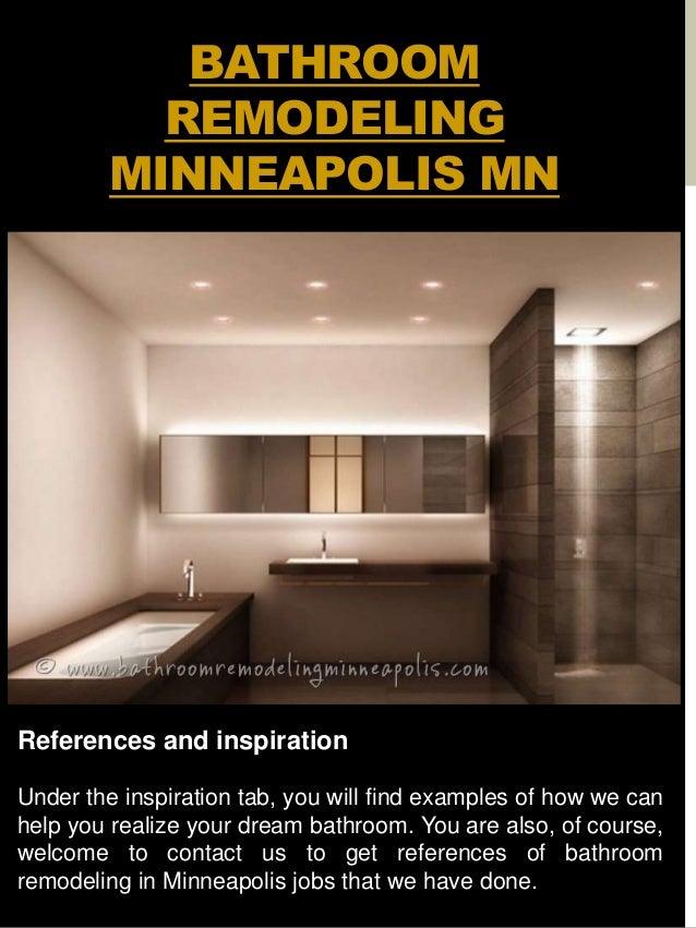 BATHROOM REMODELING MINNEAPOLIS MN ...