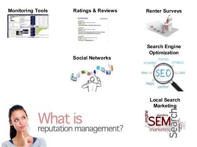 Monitoring Tools   Ratings & Reviews   Renter Surveys                                       Search Engine                 ...