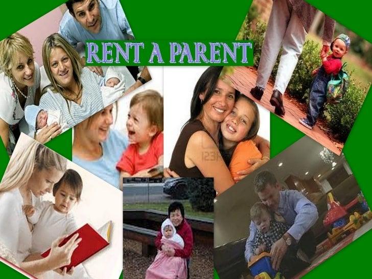 Rent a parent