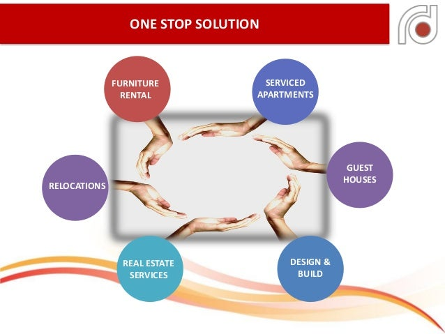 ... ONE STOP SOLUTION; 5.