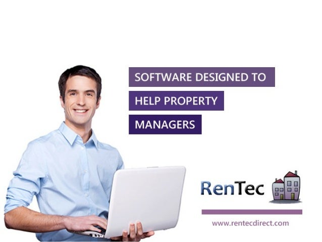 Software Designed to Help Property Managers