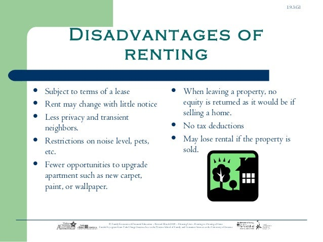 Renting Vs Owning Property Tax Maintenance