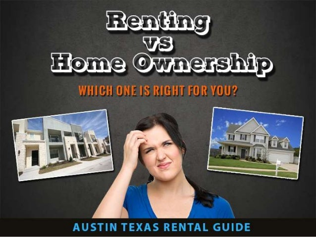 Eici-mfiflmg R1763 I'I{o~me  WHICH ONE IS RIGHT FOR YOU?      AUSTIN TEXAS RENTAL GUIDE