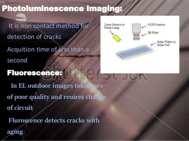 micro crack detection methods