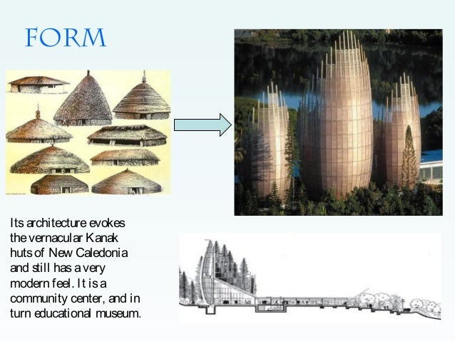 Renzo piano ppt for Home architecture analogy