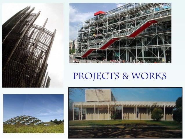 Renzo Piano Works