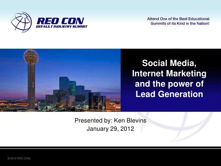 Social Media,                                      Internet Marketing                                       and the power ...