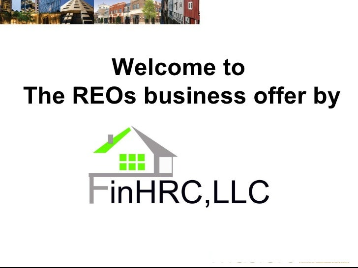 Welcome to The REOs business offer by
