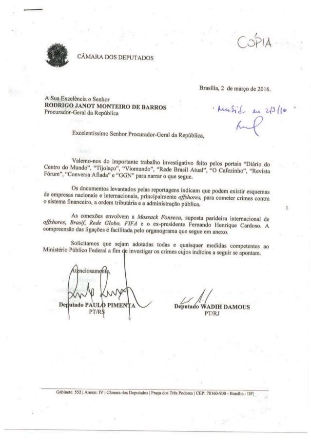 Gabinete: 552   Anexo: IV   Câmara dos Deputados   Praça dos Três Poderes   CEP: 70160-900 - Brasília - DF  2 CÂMARA DOS D...