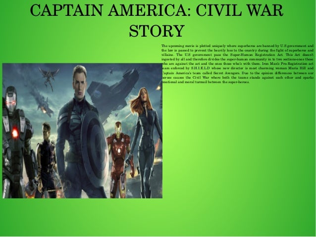 Captain America: Civil War (2016) Plot, Cast   Villain Slide 2