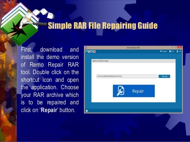 How can you Open Damaged RAR Archive?