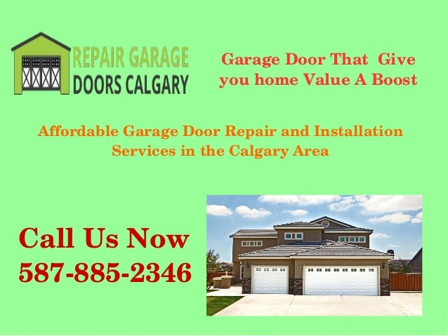 Repair garage doors calgary installation replacement service Exterior doors installation calgary