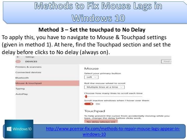 Synergy mouse lag windows 7