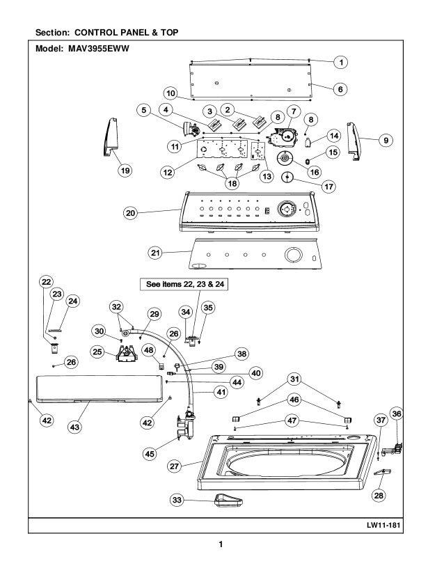 Maytag Atlanis Mav 39 Manual