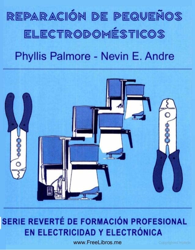 reparacion de pequenos electrodomesticos