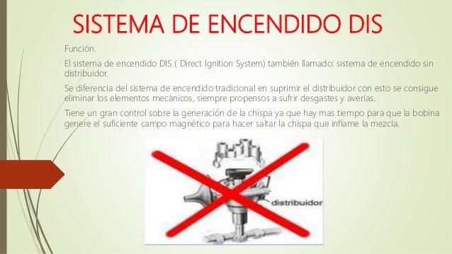 Fallas del sistema de encendido con distribuidor