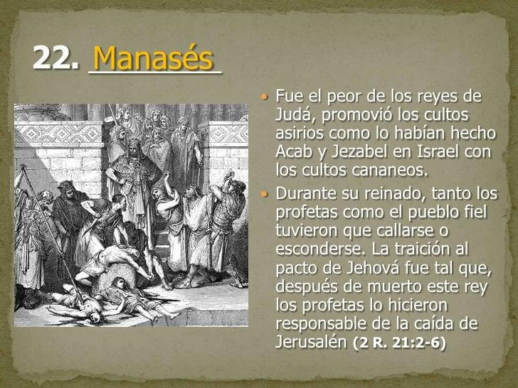 Repasando a los reyes de jud e israel for Pisos el encinar de los reyes