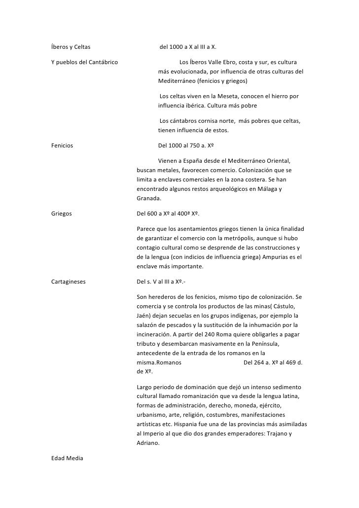 Íberos y Celtas                      del 1000 a X al III a X.Y pueblos del Cantábrico                   Los Íberos Valle E...