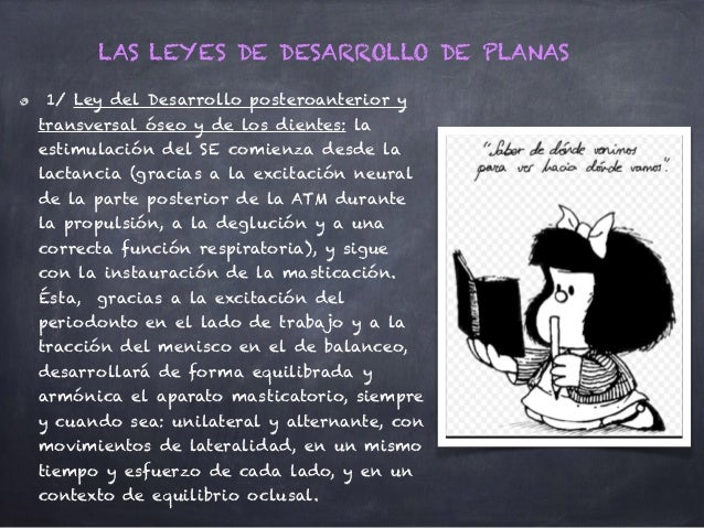 ! LAS LEYES DE DESARROLLO DE PLANAS ! 1/ Ley del Desarrollo posteroanterior y transversal óseo y de los dientes: la estimu...