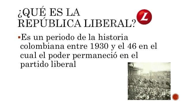 Rep blica liberal - Republica de las ideas ...