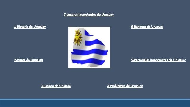 Historia de Uruguay En 1816, tropas portuguesas procedentes de Brasil invadieron Uruguay con la pretensión de anexionársel...